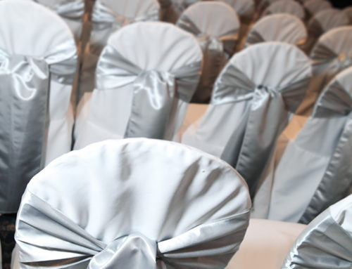 CEREMONY CHAIR COVERS
