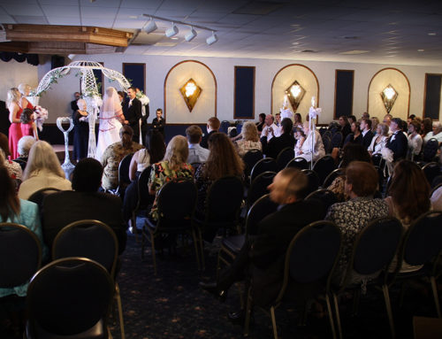 CEREMONY AT ROYALE ORLEANS
